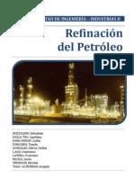 Refinación del Petróleo