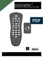 DVD Manual Xbox
