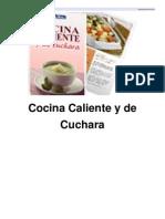 Cocina Caliente y de Cuchara