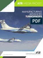 ATR72-600 Mediapacket 2012