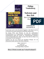 Van Den Berg, Philipp - Nofretete Und Ihre Zeit
