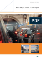 Air Quality in Europe 2012