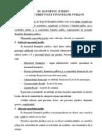 Drept Financiar Si Fiscal Capitolul 3