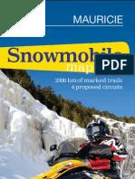 Snowmobile Map 2009