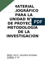 Material bibliográfico - Fin unidad N° 1 y Unidad N° 2 - PROMI