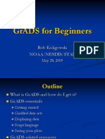 GrADS for Beginners.ppt