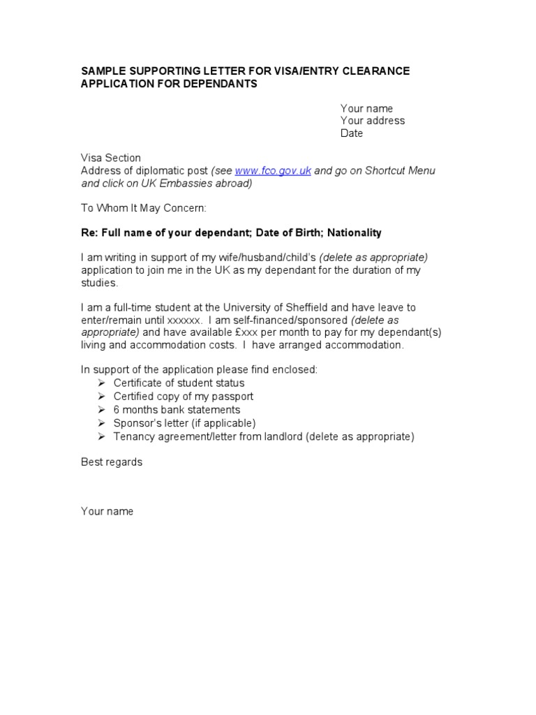 Sample cover letter for visitor visa images cover letter sample sample invitation letter for visitor visa to australia travel visa sample letter madrichimfo images stopboris Image collections