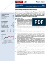 DLUM - CBRS - 130107 - Expanding Into Renewable Energy