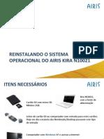Airis Kira n10021 - So Instructions Xp