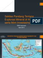 EMD Indonesia April 2013