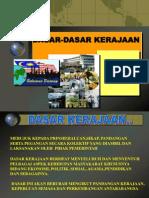 Dasar-dasar Kerajaan Malaysia.ppt