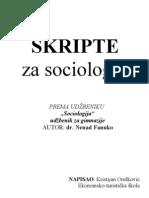 Fanuko Sociologija Pdf