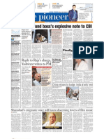 Epaper English Edition Lucknow Edition 2013-04-25
