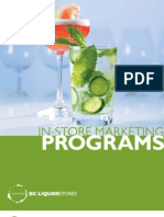 Bcliquorstores Instore Marketing Program