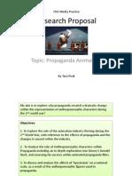 FDA HLS Research Proposal