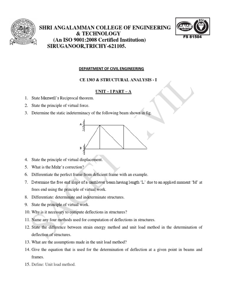 Ce 1303 Structural Analysis I Bending Truss Shear Force Diagram How To Draw A Sfd