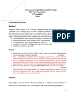 AFC713 Midterm Exam - Solutions