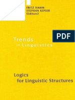 Logics for Linguistic Structure (2008)