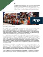 68 El Mercado de Textiles de Otavalo