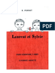 Langue Française Lecture Courante CE2 Laurent et Sylvie Pernet 1964