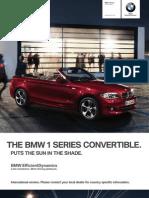 1series Convertible Catalogue
