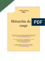Fourier - Hiérarchie du cocuage