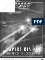 The Escalation Wars - Empire Rising