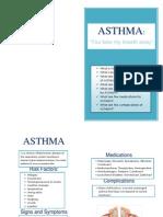 Asthma Handout