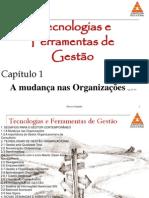 Tecnologia de Gestão aula 1 -2013