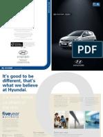 Hyundai i20 Ebrochure
