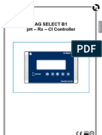 AG SELECT B-1 Parametric Controller.