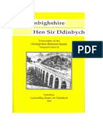 A Visit to the Town of Denbigh 1832