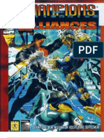 Hero System - Champions - New Millennium - Alliances