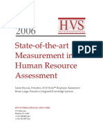 HR Assessment