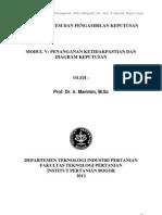 Modul 5-Penanganan Ketidakpastian Dan Diagram Keputusan
