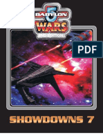 Babylon 5 Wars 2nd Edition - Showdowns 7