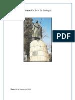 Os Reis Portugal Dinastias