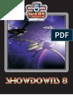 Babylon 5 Wars - Showdowns 8