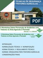 Normas Segurana Tratores PDF