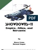 Babylon 5 Wars - Showdowns 11