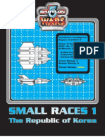 Babylon 5 Wars - Small Races 1