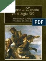 Historia Siglo XIX, Pi y Margall Tomo I