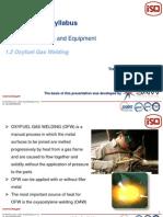 1.2 Oxy Gas Welding_PV IST