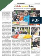 Gesunde Schule, gesunde Kinder