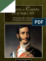 Historia Siglo XIX, Pi y Margall Tomo VI