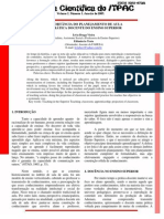 A IMPORTÂNCIA DO PLANEJAMENTO DE AULA