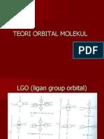 III. Teori Orbital Molekul