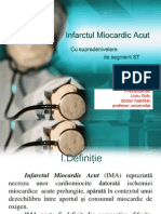 94417146 Infarctul Miocardic Acut Cu Supradenivelare de Segment ST
