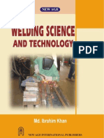 Welding Sciences and Technology - Ibrahim Khan