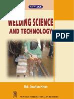 Welding Sciences and Technology - Ibrahim Khan